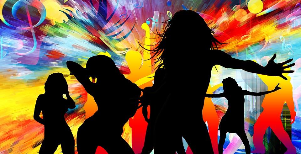 характер человека по танцу