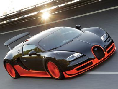 100. 2010 Bugatti Veyron Super Sport
