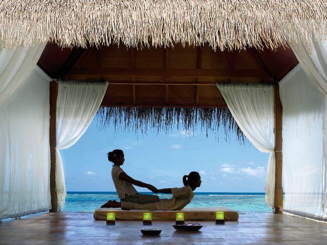 Лучшие спа-курорты мира - Мальдивы