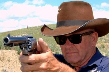 самый лучший стрелок - Боб Манден