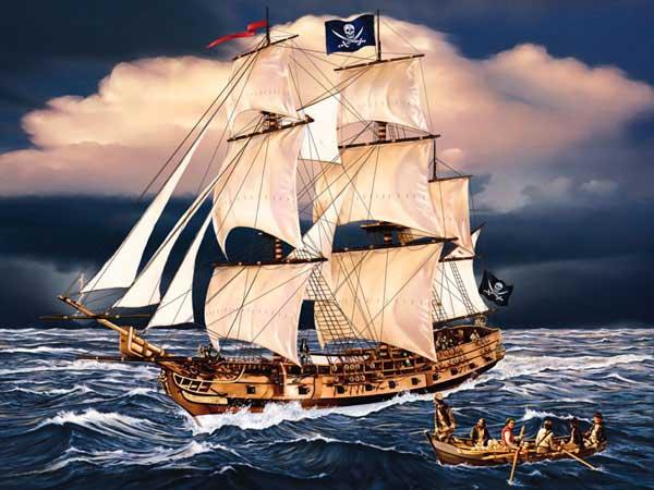 Топ-5 мифов о пиратах и пиратской жизни: правда и вымысел