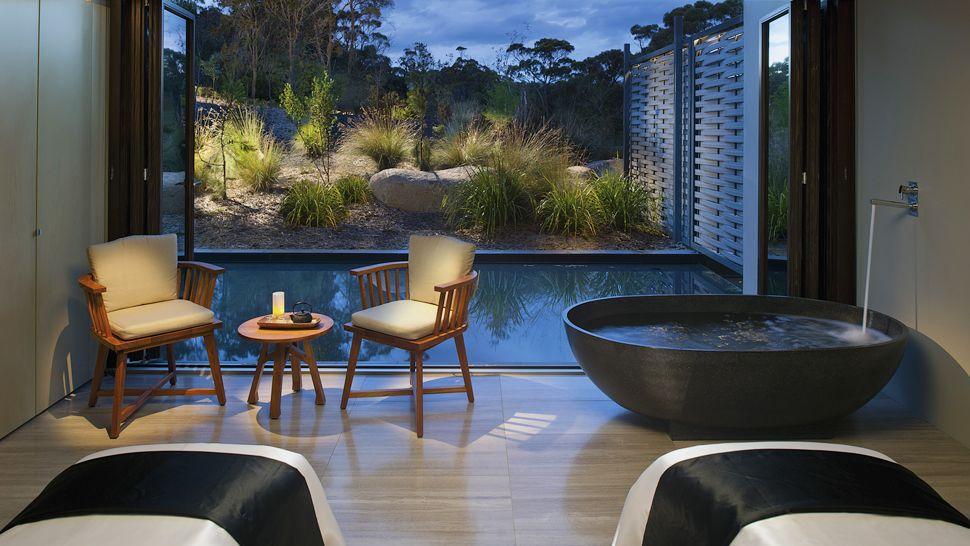 Лучшие спа-курорты мира - Тасмания