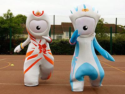Символы Олимпиады - Уэнлок и Мандевиль