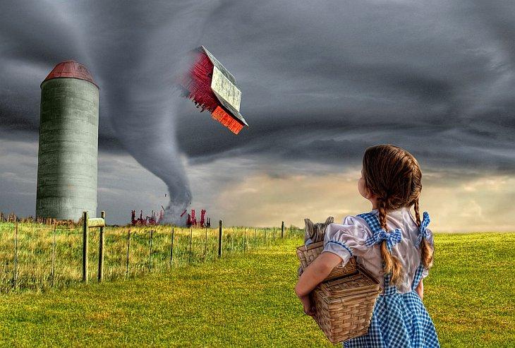 глобальная катастрофа Земли
