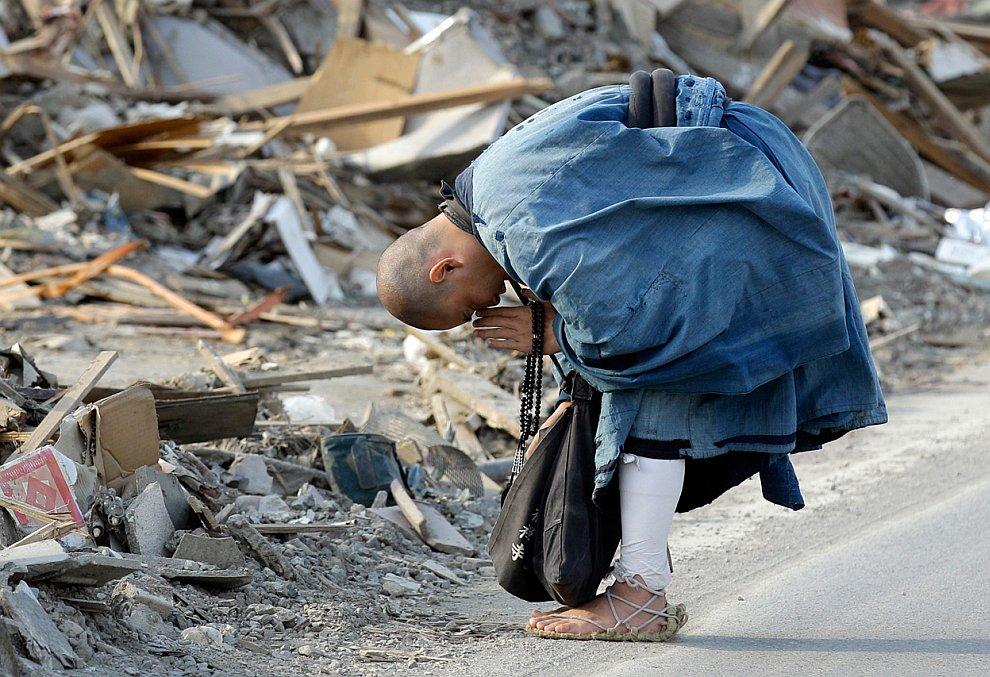 сильное землетрясение 21-го века