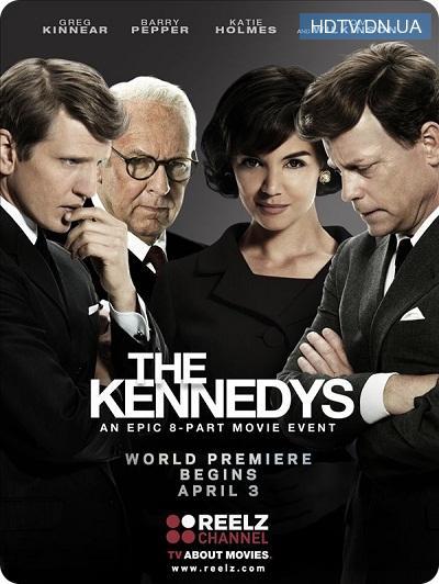 Лучшие фильмы про президентов США список - Клан Кеннеди