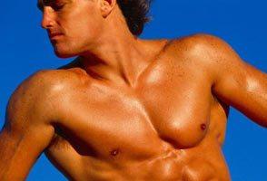набор мужской косметики для тела