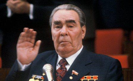 Песни про лидеров - Брежнев