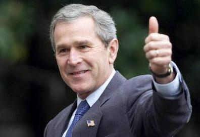 Песни про президента - Буш