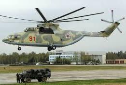 Ми-26 - топ-10 вертолетов мира