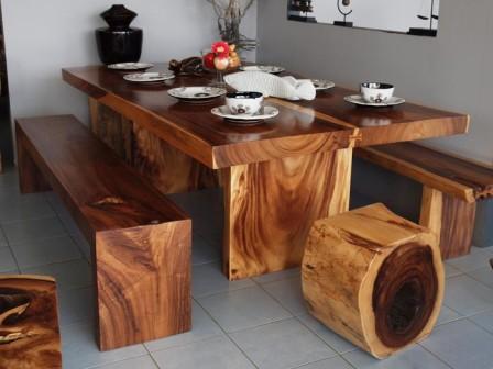 натуральная мебель