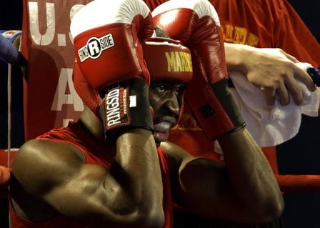 ошибки начинающие боксеры