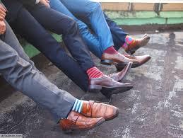 Как правильно носить носки