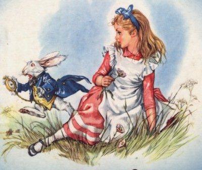 Алиса в Стране чудес факты