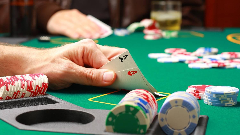 Стандартный покер для новичков