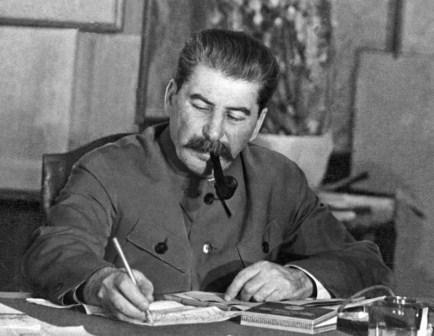 Песни про лидеров - Сталин