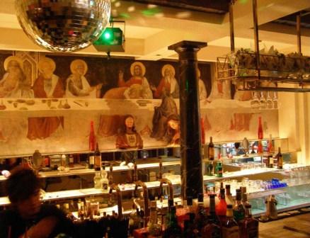 Самые необычные бары кафе и рестораны мира