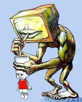 телевизор в жизни человека