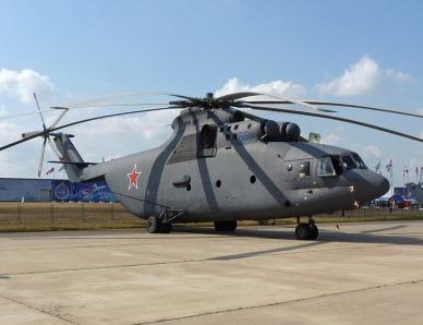 Ан-54 - топ-10 вертолетов мира