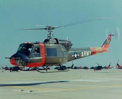 BELL UH-1 - топ-10 вертолетов мира