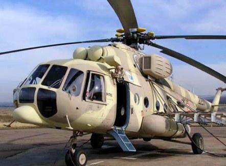 Ми-8 - топ-10 вертолетов мира
