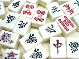 классический китайский маджонг