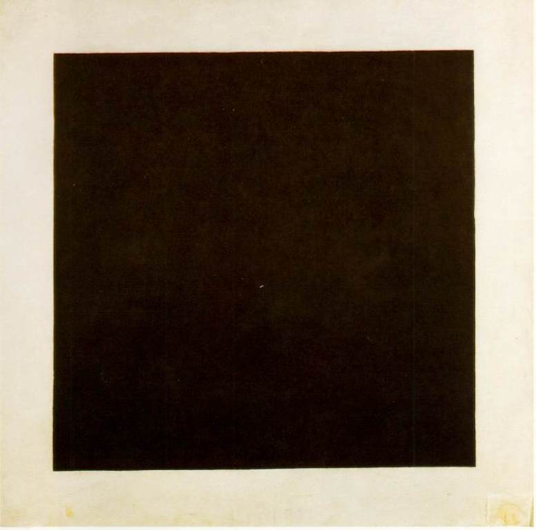 Черный квадрат, Казимир Малевич