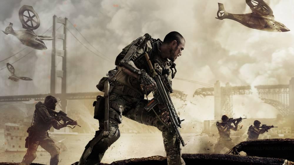 Легендарные шутеры - Call of Duty
