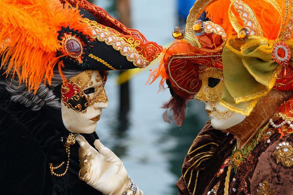 Самые лучшие карнавалы мира - Венеция