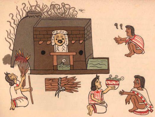 индейская баня