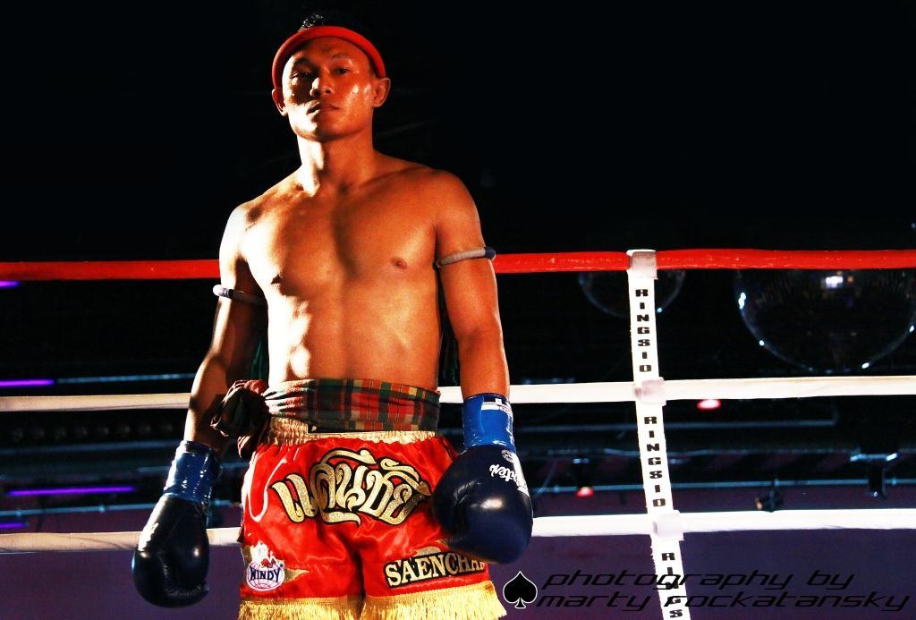тайский бокс муай тай