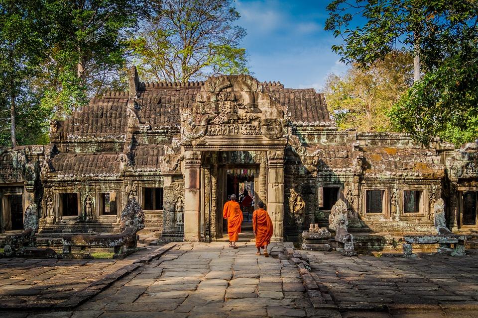 Интересные факты о Камбодже - Ангкор