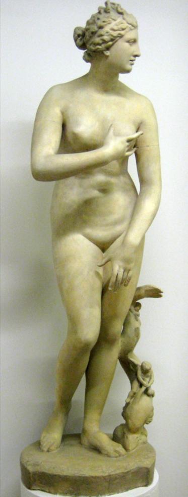 Венера Медичи, античная скульптура