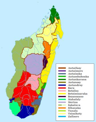 Мадагаскар факты