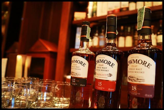 Виски односолодовый и купажированный: в чем отличие