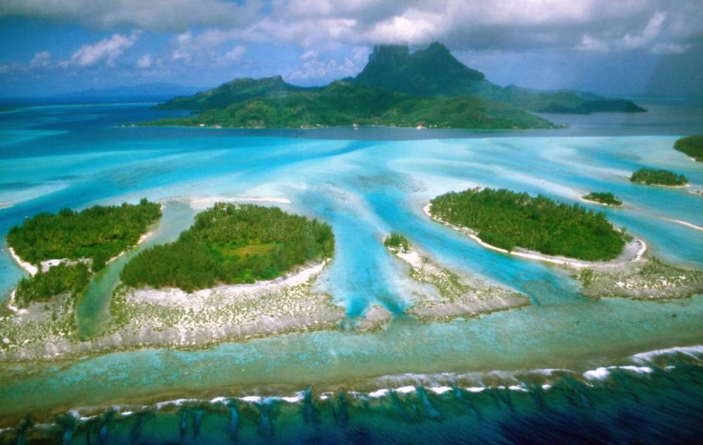 острова свободной любви