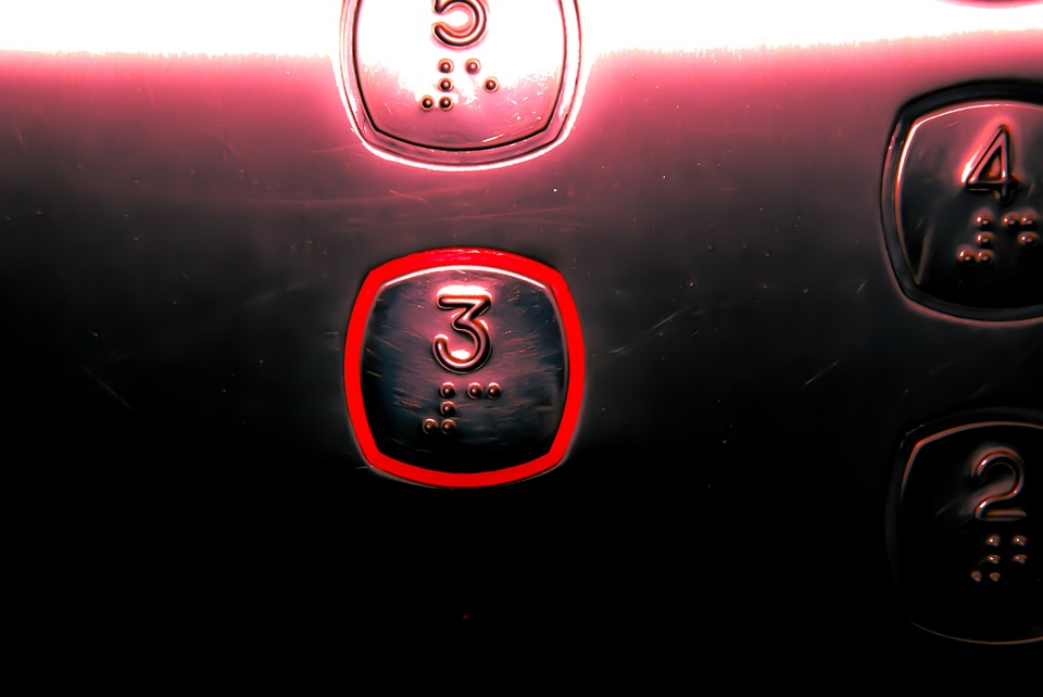 интересные места для секса - лифт