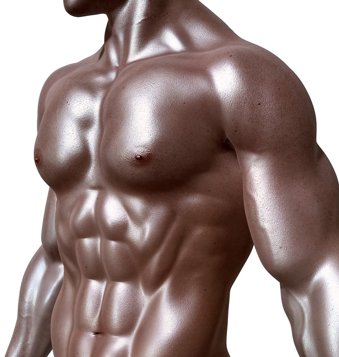 горячие точки на теле мужчины
