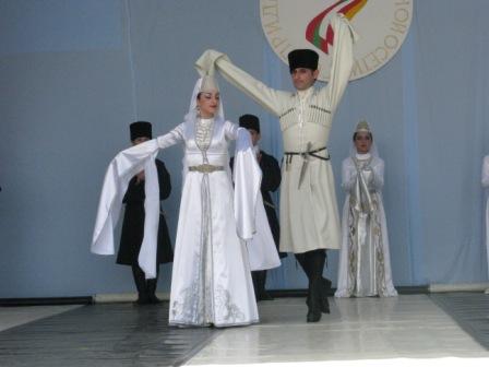 осетинские танцы факты