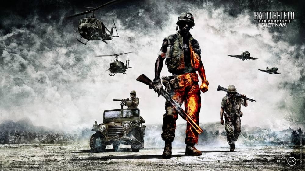 Лучшие шутеры - Battlefield