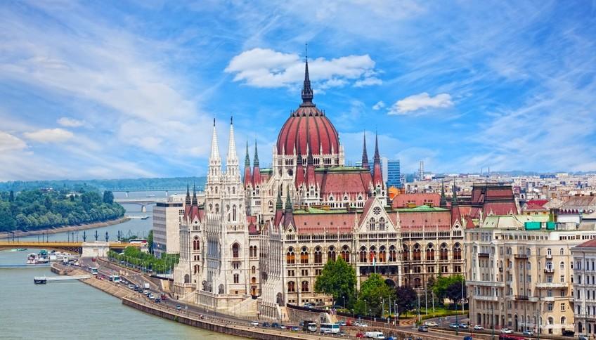 самые интересные места Венгрии - Будапешт