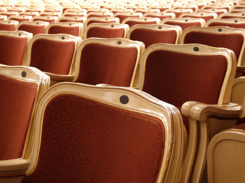 интересные места для секса - кинотеатры