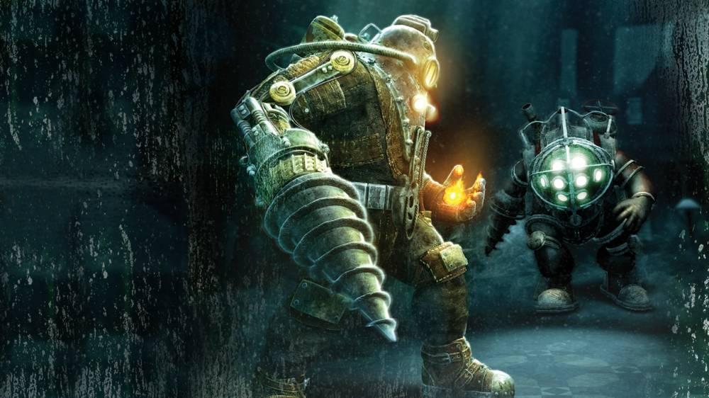 Шутеры антиутопии - BioShock